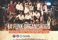 La Funk Organisation llega con su música a una plantade cerveza