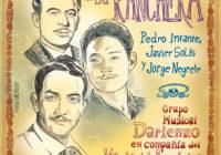 Gran tributo a tres grandes voces de la ranchera – Teatro Pablo Tobón