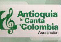 Antioquia le Canta a Colombia