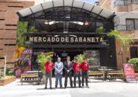 Los sueños se hacen realidad, Mercado de Sabaneta