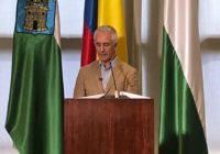 EL CONCEJO DE MEDELLÍN ENTREGÓ ORDEN AL MÉRITO DON JUAN DEL CORRAL A CARLOS JARAMILLO