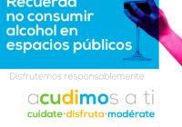 #AcudimosATi ¡Cuídate, disfruta y modérate!